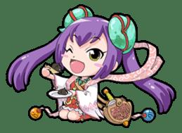 Shinmimi Friends sticker #1586568