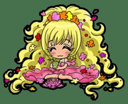 Shinmimi Friends sticker #1586570
