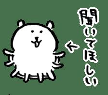 joke bear2 sticker #1586660