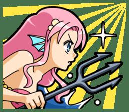 My mermaid sticker #1587465