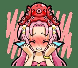 My mermaid sticker #1587476