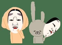 Sii-chan and Usagi sticker #1587717
