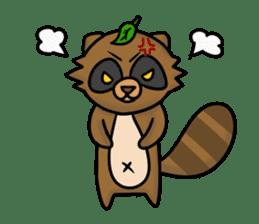 Tanukiti ~English~ sticker #1590309