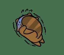 Tanukiti ~English~ sticker #1590315