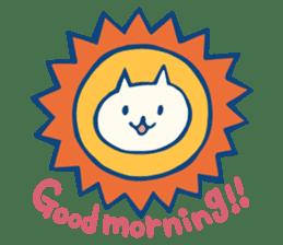 diaper cat sticker #1590349