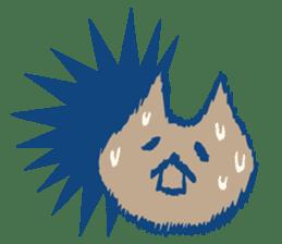 diaper cat sticker #1590354