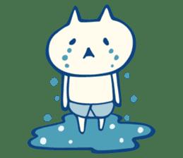 diaper cat sticker #1590355