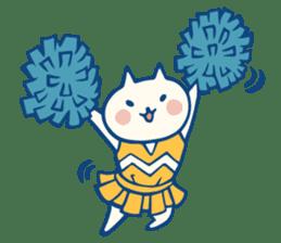 diaper cat sticker #1590364