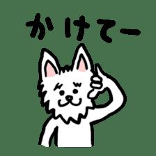Paochu Dog 2 sticker #1595371