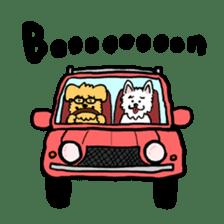 Paochu Dog 2 sticker #1595392