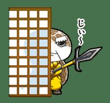 SENGOKU PUZZLE!! ANIMAL DAIGASSEN sticker #1598602