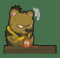 SENGOKU PUZZLE!! ANIMAL DAIGASSEN sticker #1598617