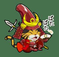SENGOKU PUZZLE!! ANIMAL DAIGASSEN sticker #1598624