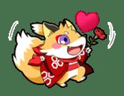 SENGOKU PUZZLE!! ANIMAL DAIGASSEN sticker #1598629