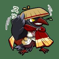 SENGOKU PUZZLE!! ANIMAL DAIGASSEN sticker #1598632
