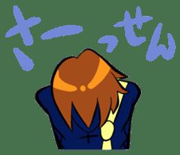 Work ! Ma-kun sticker #1598998