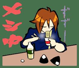 Work ! Ma-kun sticker #1599008
