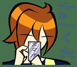 Work ! Ma-kun sticker #1599023