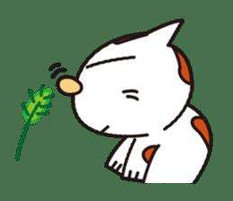 My cat! sticker #1599355