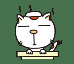 My cat! sticker #1599362