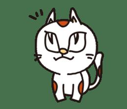 My cat! sticker #1599376