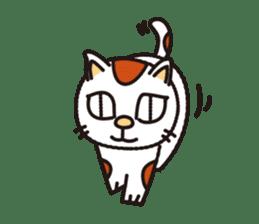 My cat! sticker #1599379