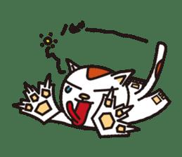 My cat! sticker #1599381