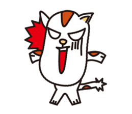 My cat! sticker #1599386