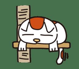 My cat! sticker #1599390