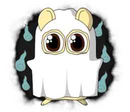 Hamsty: Halloween Costume Party! sticker #1602756