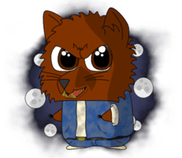 Hamsty: Halloween Costume Party! sticker #1602766