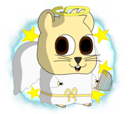Hamsty: Halloween Costume Party! sticker #1602770