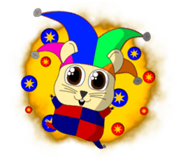 Hamsty: Halloween Costume Party! sticker #1602779