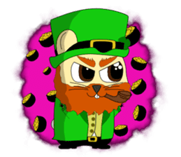 Hamsty: Halloween Costume Party! sticker #1602782