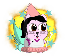 Hamsty: Halloween Costume Party! sticker #1602783