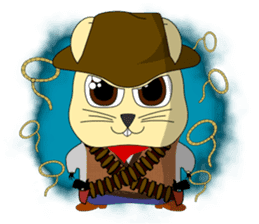 Hamsty: Halloween Costume Party! sticker #1602786