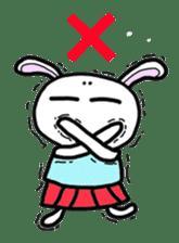 Nasuko(Heian Period eyebrows ver.)&Ebita sticker #1603818
