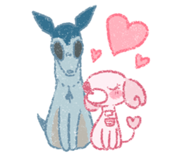 moipooh Part3 sticker #1605178