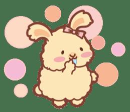 Kawaii Rabbits / Laura / redesigned sticker #1605194