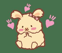 Kawaii Rabbits / Laura / redesigned sticker #1605195