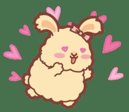 Kawaii Rabbits / Laura / redesigned sticker #1605196