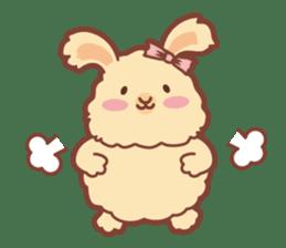 Kawaii Rabbits / Laura / redesigned sticker #1605197