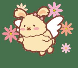 Kawaii Rabbits / Laura / redesigned sticker #1605199