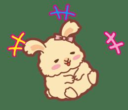 Kawaii Rabbits / Laura / redesigned sticker #1605201