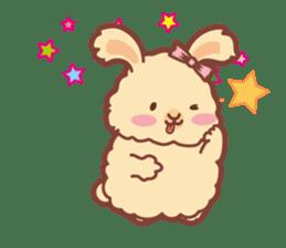 Kawaii Rabbits / Laura / redesigned sticker #1605202