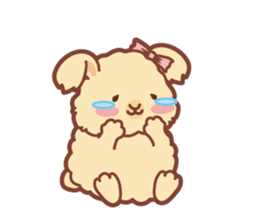 Kawaii Rabbits / Laura / redesigned sticker #1605204