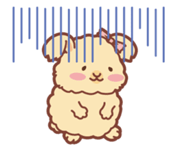 Kawaii Rabbits / Laura / redesigned sticker #1605207