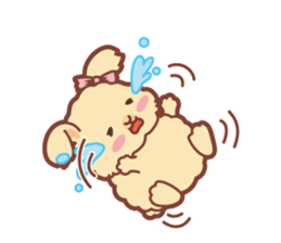 Kawaii Rabbits / Laura / redesigned sticker #1605209