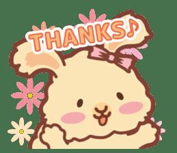 Kawaii Rabbits / Laura / redesigned sticker #1605213