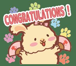 Kawaii Rabbits / Laura / redesigned sticker #1605216